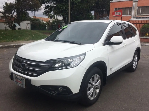Honda Crv Ex-l 4x4
