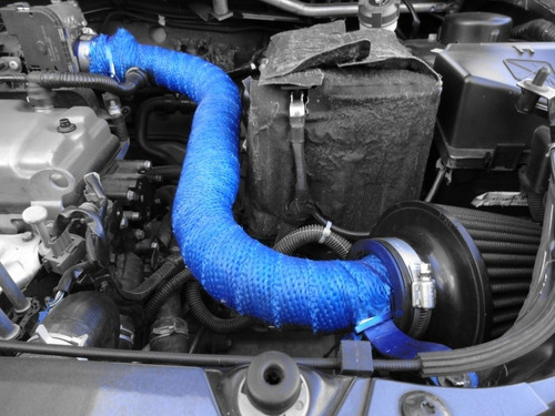 Sri -short Ram Air Intake P/ Peugeot 207 P/ Filtro Esportivo