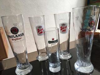Juego De Copas Cerveceras