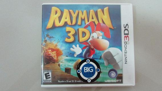 Rayman 3d , Nintendo 3ds