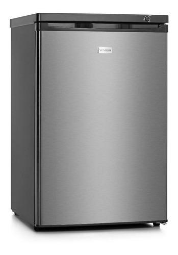 Freezer vertical Vondom FR55 acero inoxidable 85L 220V - 240V