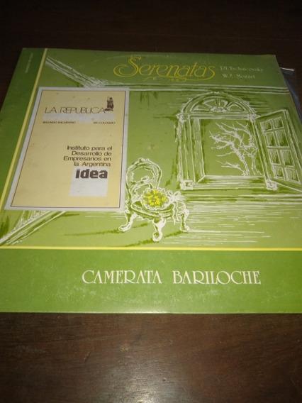 Camerata Bariloche - Vinilo Lp -