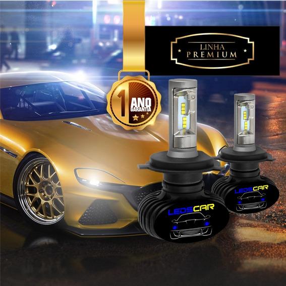 Kit Lampada Led Automotiva Ultra Led Premium Encaixe H7