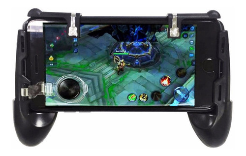 Joystick Control Gamepad Para Celulares 2 Stick +botones L R