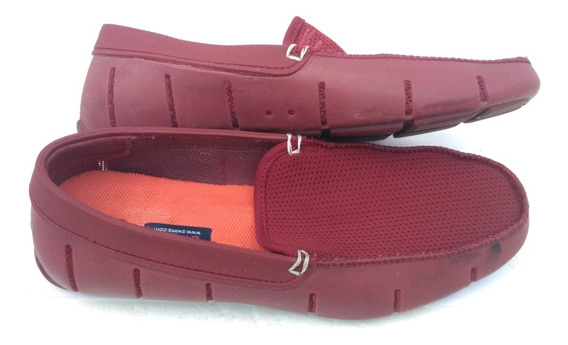Zapatos Casual Swims Talla 40 Rojo