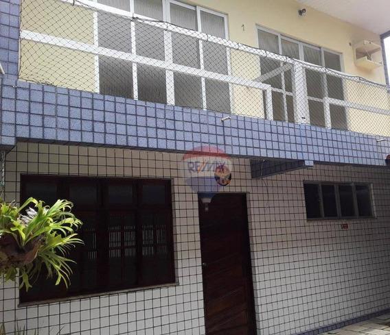 Casa À Venda 3 Quartos Em Candeias Próximo A Praia - Ca0302