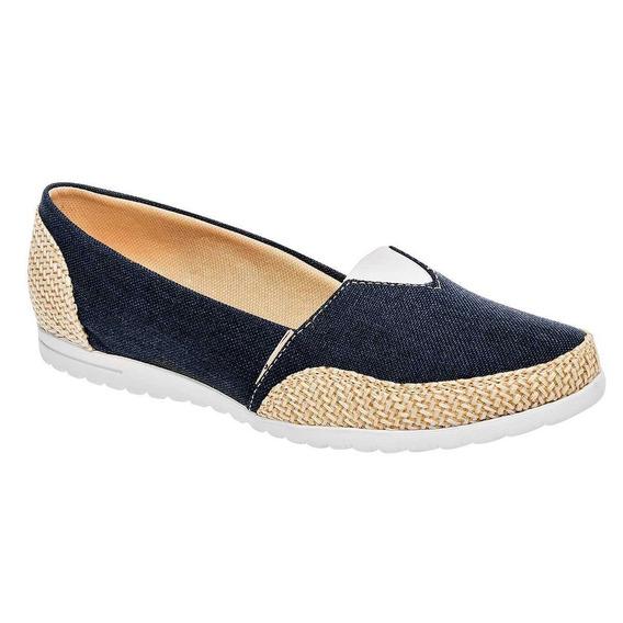 Zapato Casual Dama Sexy Girl 429 Mezclilla 22-26 080-409 T4