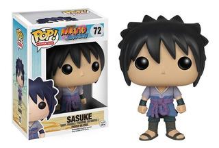 Funko Pop Sasuke #72 Naruto Shippuden Jugueterialeon