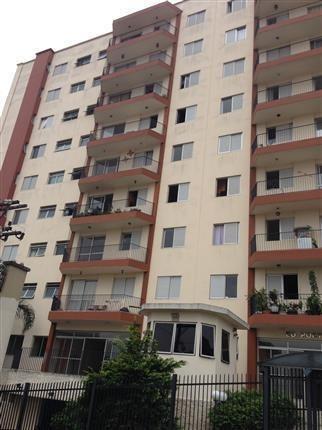 Apartamento Em Vila Ema, São Paulo/sp De 58m² 2 Quartos À Venda Por R$ 270.000,00 - Ap233602