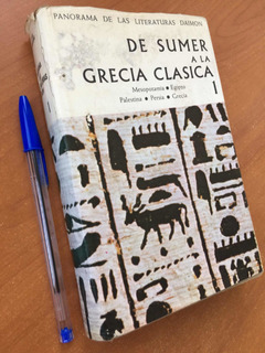 De Sumer A La Grecia Clásica. Léon Toorens. Lingüística