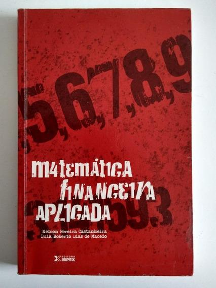 Livro Matemática Financeira Aplicada