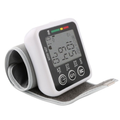 Monitor Salud Hogar Presion Arterial Lcd Full Automatico Ce