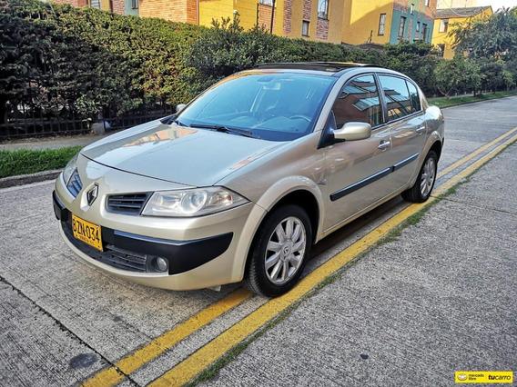 Renault Mégane Ii Dinamique