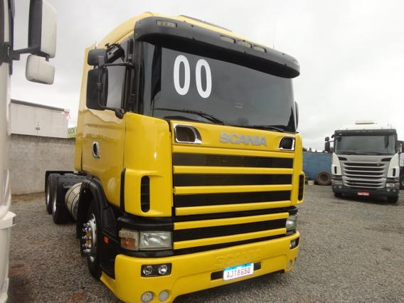 Scania R124 420 6x2 2000