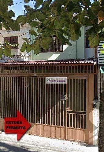 Imagem 1 de 26 de Sobrado Com 3 Dormitórios À Venda, 140 M² Por R$ 1.485.000,00 - Vila Mariana - São Paulo/sp - So0990