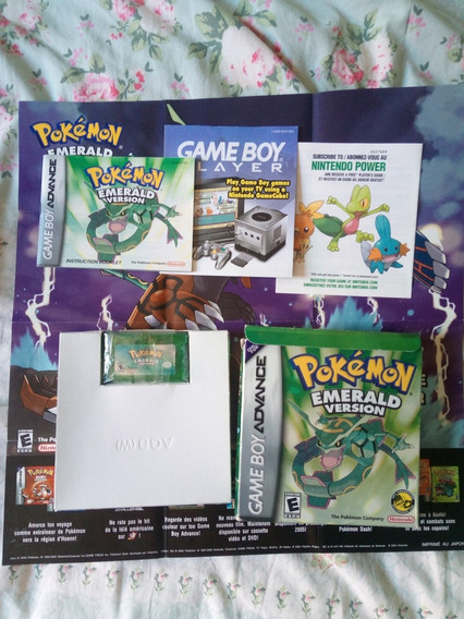 Pokémon Emerald Completo