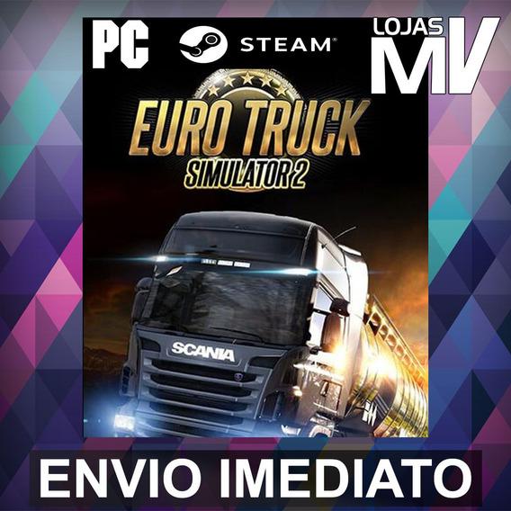 Euro Truck Simulator 2 Pc Steam Gift Presente