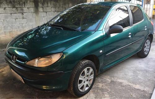 Peugeot 206 1.6 16v Selection
