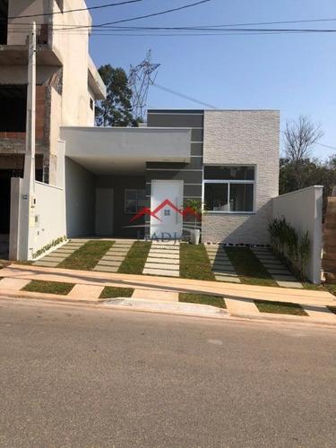 Imagem 1 de 15 de Casa A Venda No Condomínio Reserva Da Mata Em Jundiaí Sp - Ca00510 - 69568916