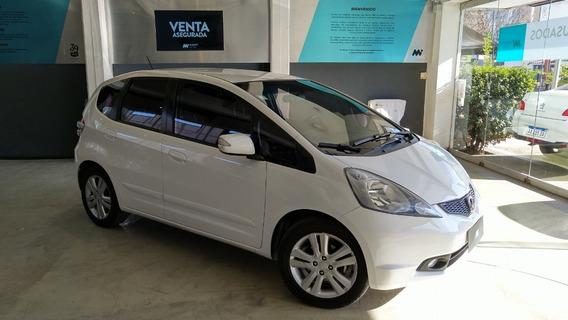 Honda Fit 1.5 Exl At 2011