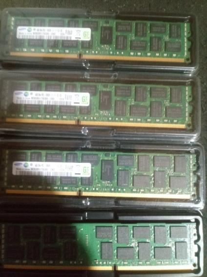 Memória Ecc Ddr3 1600ghz