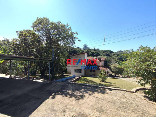 Imagem 1 de 30 de Linda Chacara Bem Localizada Próximo Ao Itaqui, Estiva Gerbi E A Quinze Min Do Centro De Mogi Guaçu - Ch0013