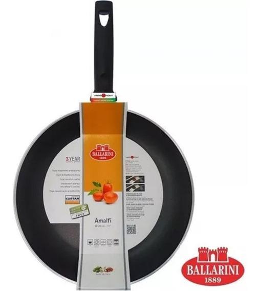 Frigideira Em Aluminio Ballarini Antiaderente 24 Cm Amalfi