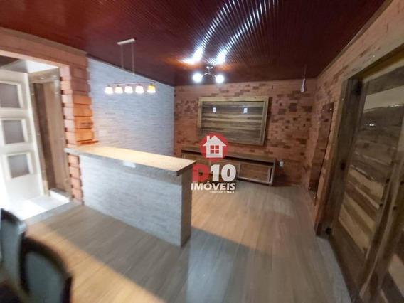 Casa À Venda, 219 M² Por R$ 390.000,00 - Jardim Angélica - Criciúma/sc - Ca1644