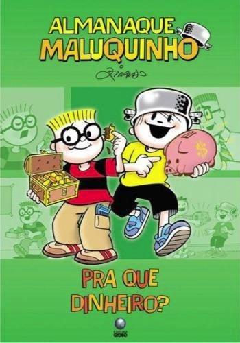 Lote Com 3 Livros - Almanaque Maluquinho - Novos