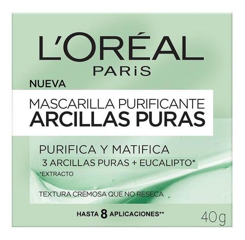 Mascarilla Purificante Arcillas Puras 40g Silk Perfumes