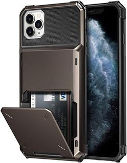 Capa iPhone 11 Pro Max 6.5 Com Cartão De Crédito - 2019