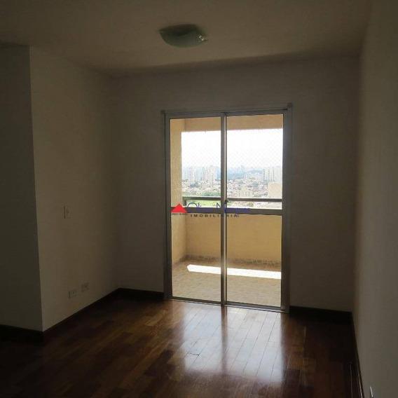 Apartamento Com 3 Dormitórios Para Alugar, 62 M² Por R$ 1.600,00/mês - Vila Yara - Osasco/sp - Ap6365
