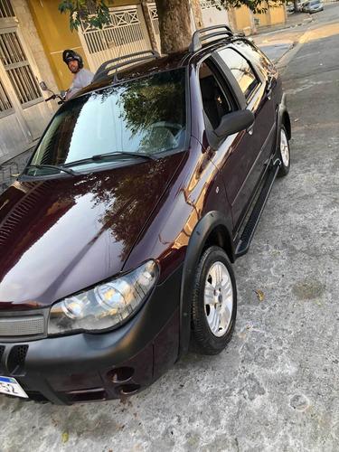 Fiat Palio Adventure 2005 1.8 Flex 5p