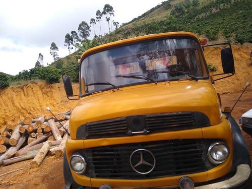 Mercedes-benz 1113 Caminhão Toco Merced