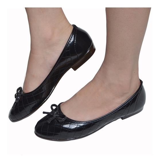 Sapatilha Feminina Sbelta Confortável Sapato Estilo Moleca
