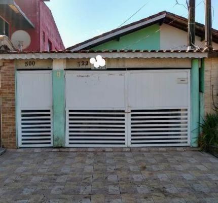 Casa No Bairro Savoy Com 2 Quartos Em Itanhaém - 7090   Npc