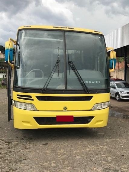 Ônibus Rodoviário Motor Dianteiro Mb Busscar Of 1418