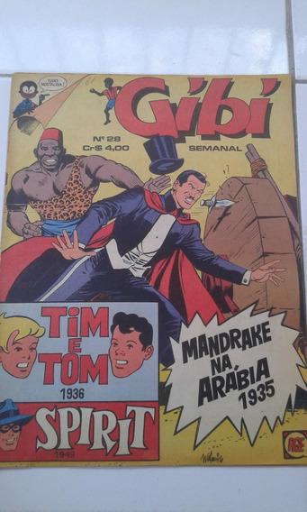 Gibi Semanal Anos 70 Original Relíquia Dos Quadrinhos