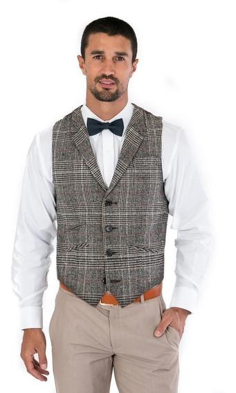 Chaleco Formal Casual Elegante Para Camisa
