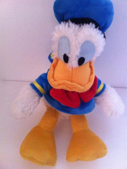 Pelúcia Pato Donald Duck Disney Parks-25cm