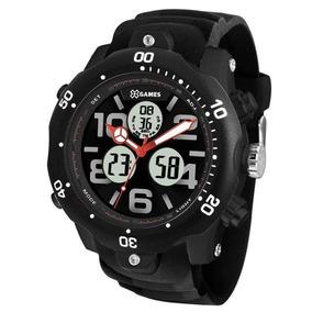 Relógio Masculino X-games Esportivo Xmppa221/p2px - Preto
