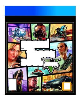Grand Theft Auto V Gta V Premium Ps4 Nuevo - Blakhelmet E