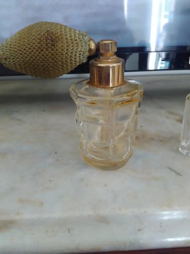 Perfumero  Antiguo Impecable