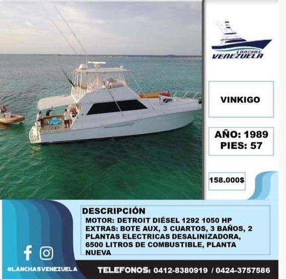 Yate Vikingo 57 Lv46