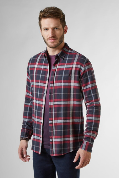 Camisa Regular Soho Reserva