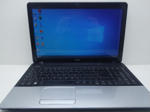 Notebook Acer E1 471 Celeron 4gb 240ssd Usado C/vídeo #516