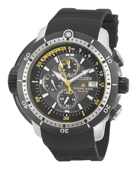Relógio Citizen Aqualand Masculino Bj2127-16e/tz30722y