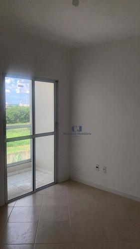Apartamento Com 2 Dormitórios Para Alugar, 55 M² Por R$ 1.100,00/mês - Jardim Capitão - Sorocaba/sp - Ap0889