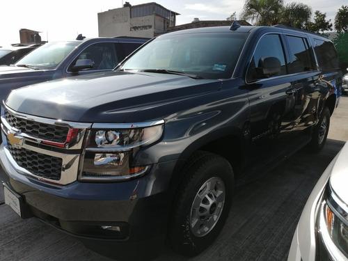 Chevrolet Suburban Hd 7 Pas Piel 2019