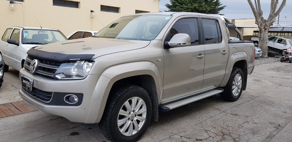 Volkswagen Amarok Version Highline Traccion Integral 180cv